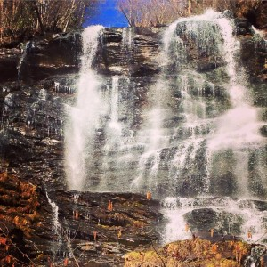 No photo I took does justice to the beauty of Amicalola Falls. I can't believe it took me 26 years to see this place!