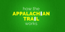 how the appalachian trail works campsites