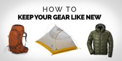 how to keep your gear like new