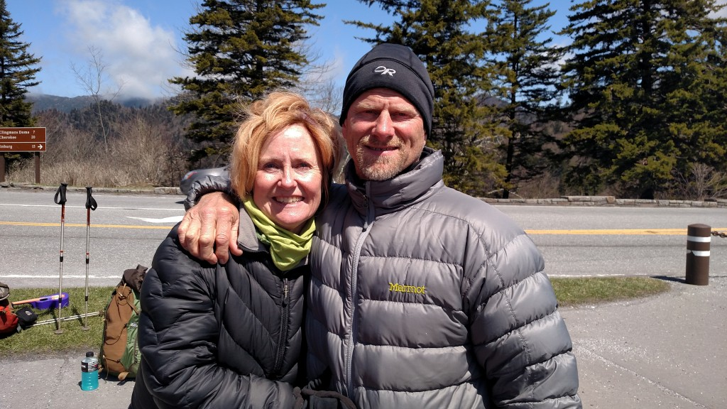 Mountain Momma and Godspeed