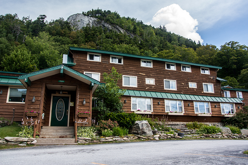 The Inn at Long Trail rewards those who venture along the Sherburne Pass Trail