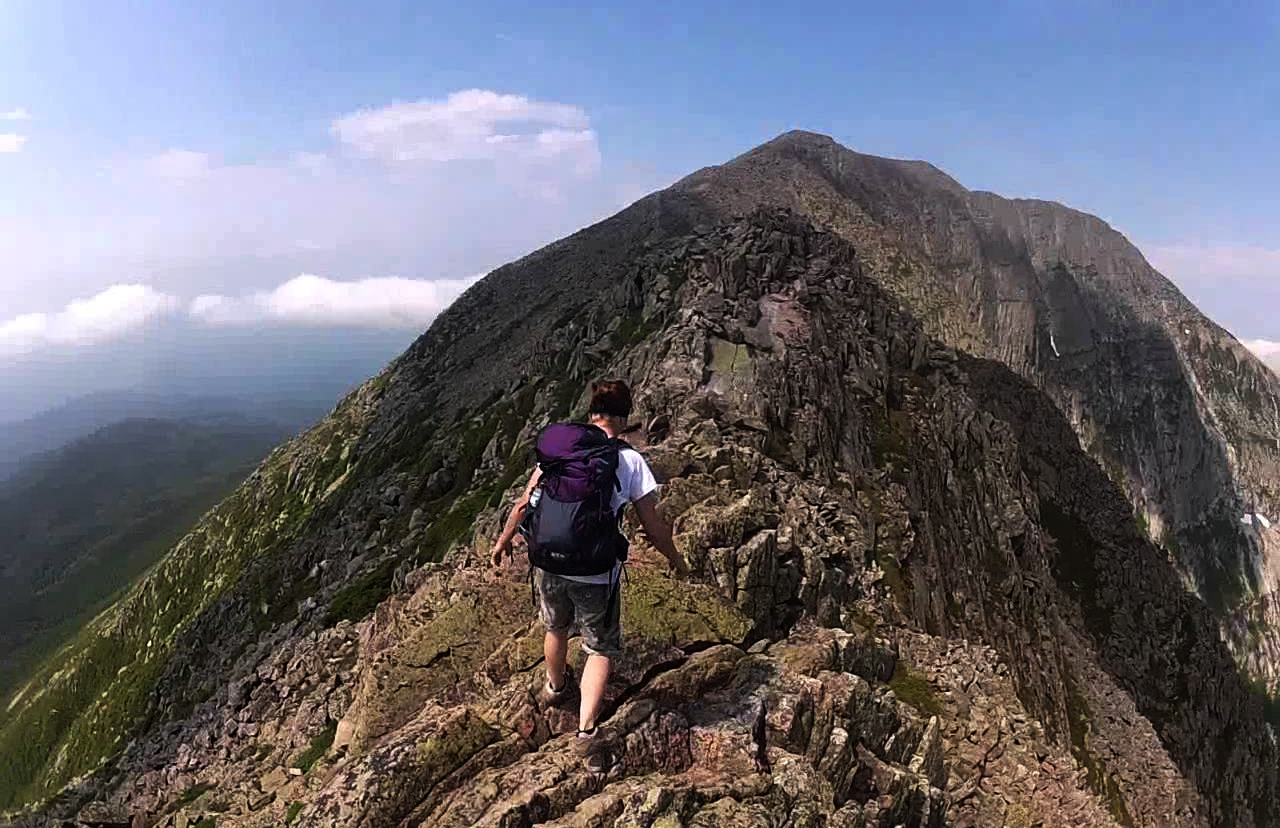 Mt. Katahdin: Knife's Edge