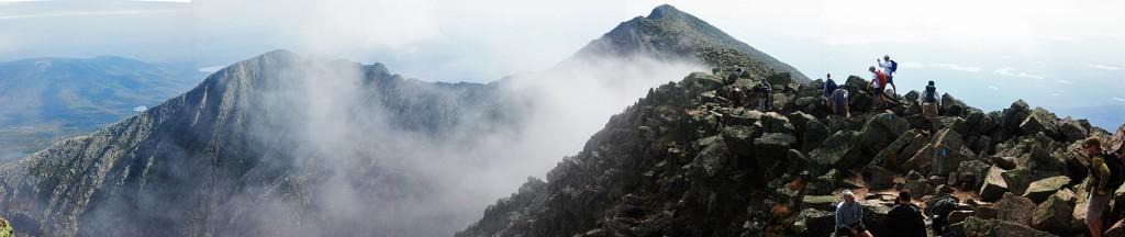 Baxter Peak Panorama