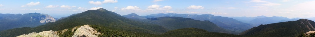 Liberty Mountain Panorama