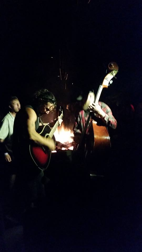 some good jams at the Fire Saturday night