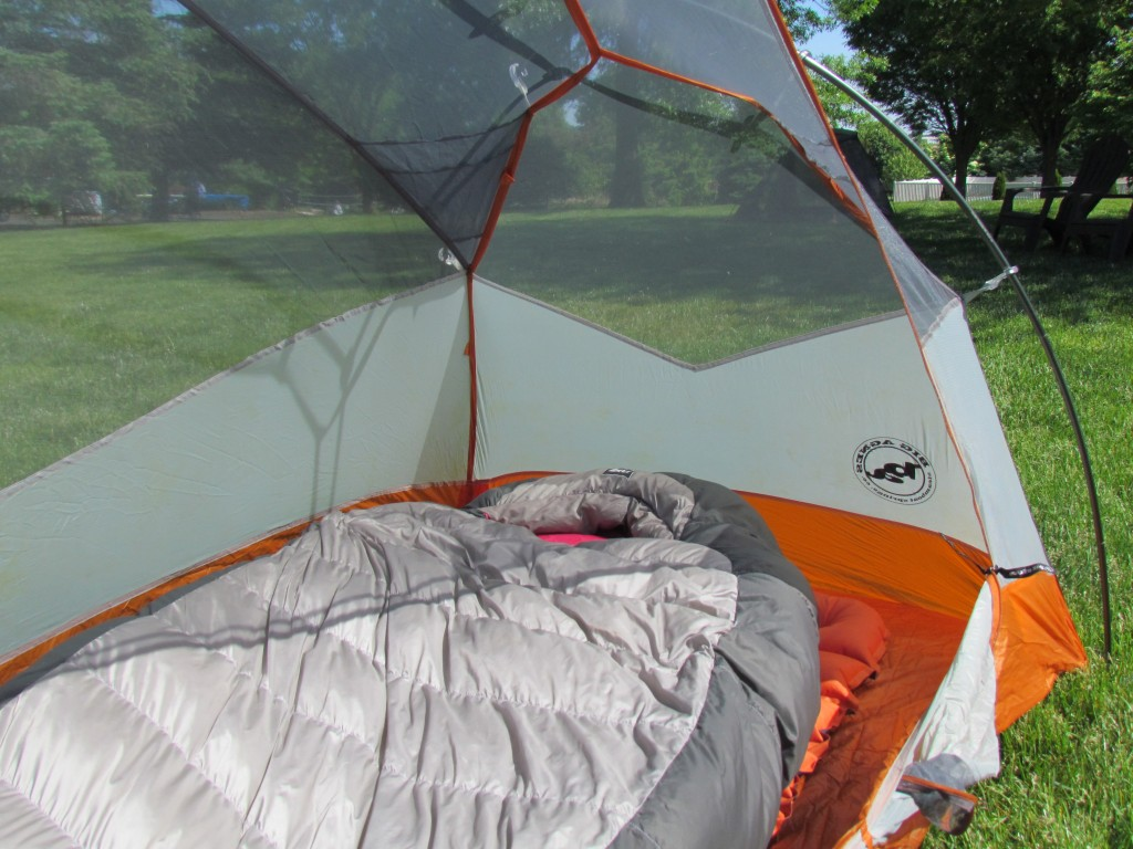 & Gear Review: Big Agnes Copper Spur UL1