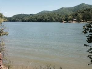 Watauga Lake.