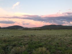 Gunnison National Forrest Colorado Trail Segment 18