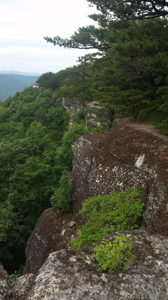 Tinker cliffs