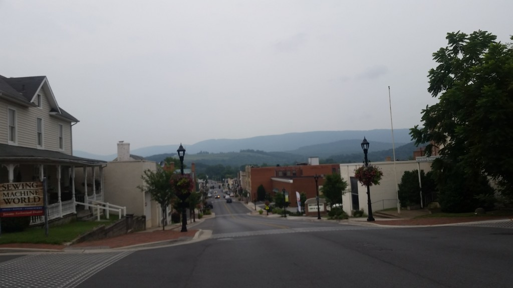 Towns provide multiple objects, many of which are moving.
