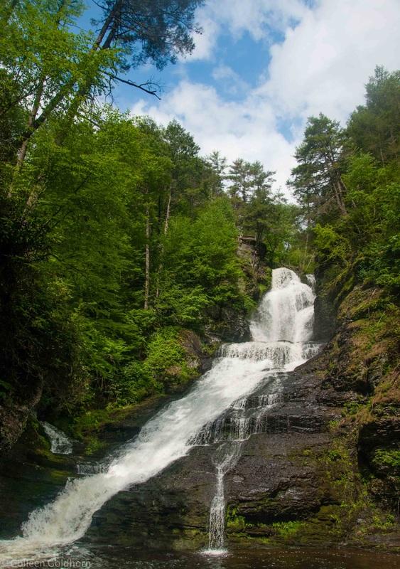 Dingman's Falls Delaware Water Gap, PA
