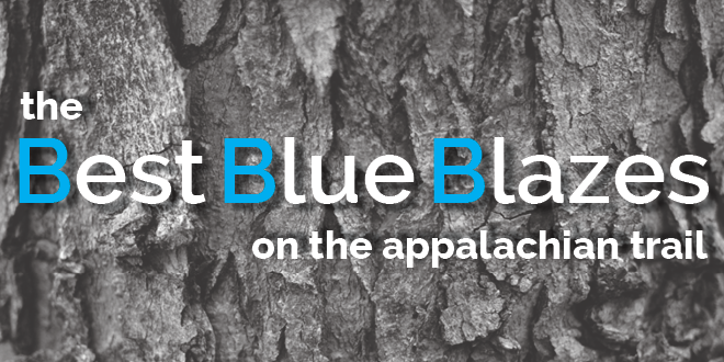 the best blue blazes on the appalachian trail