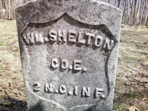 Shelton Grave