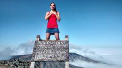 phillipa bliss gunn appalachian trail thru-hiker