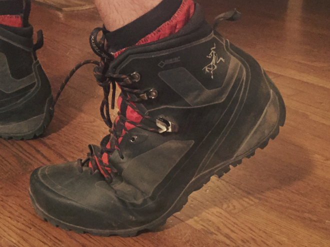 Gear Review Arc Teryx Bora2 Mid Gtx Hiking Boots