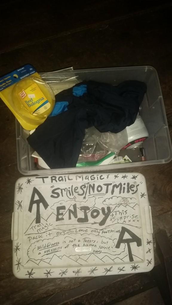 Hiker Magic turned to Hiker Trash