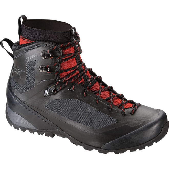 The Arc'teryxBora2 Mid GTX Hiking Boot. Image courtesy of Arc'teryx