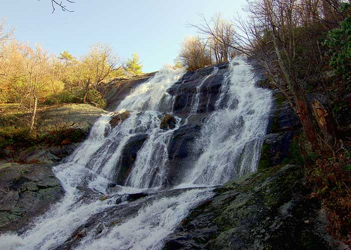 Upper Crabtree Falls