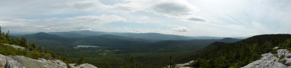 Mt. Cube Panorama