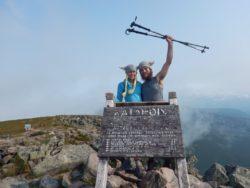 nate and sharon thru-hiker 7.12