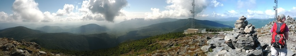 Sugarloaf Panorama
