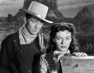 John Wayne - Angel and the Badman - 1947 - & Gail Russell