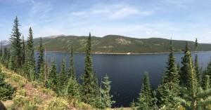 Cat Turquoise Lake