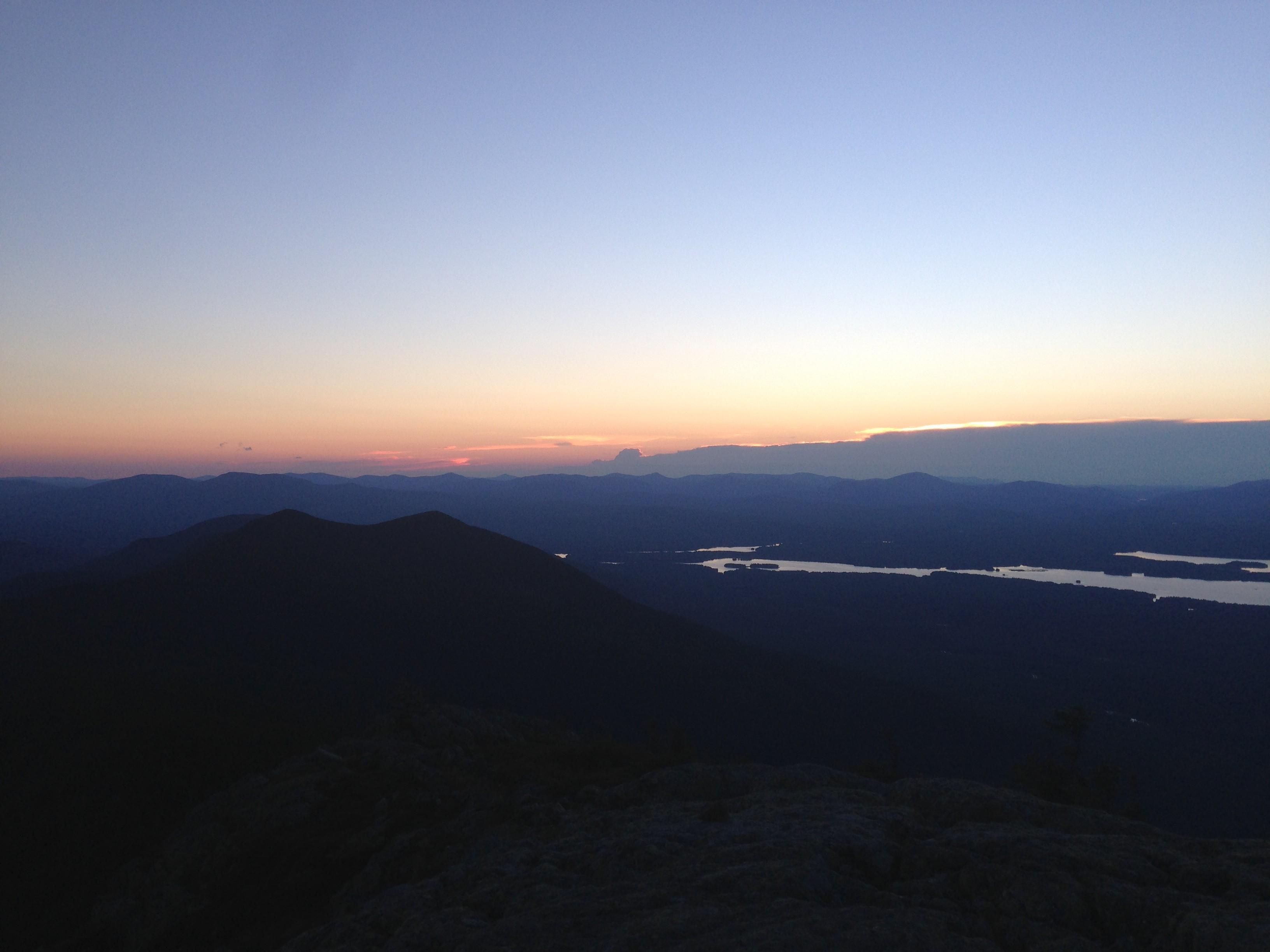 Bigelow West Peak, Sunset Again