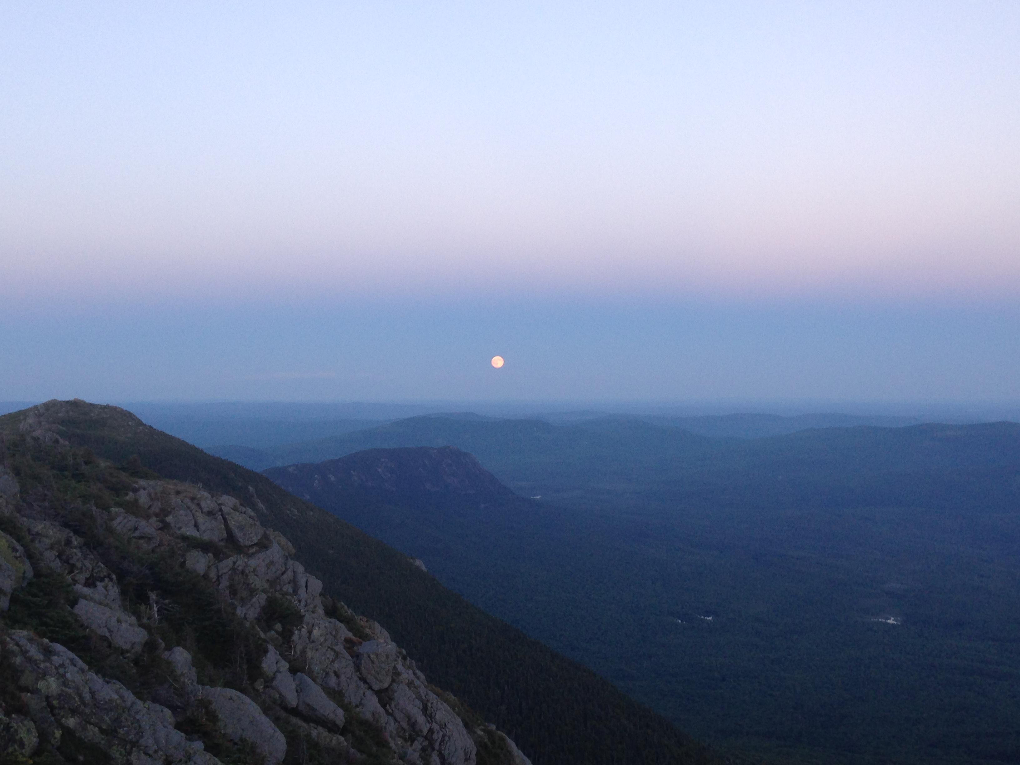 Bigelow West Peak, East