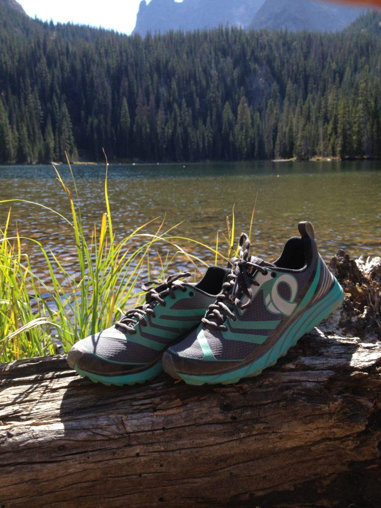 Pearl Izumi N2 V2 trail running shoes