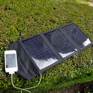 Mercury 10 Solar Panel Portable Solar Panel Charger