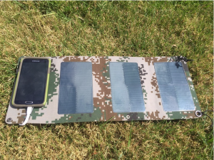 Gear Review: Apollo 6 Mobility Package Solar Charger and USB Power Pack