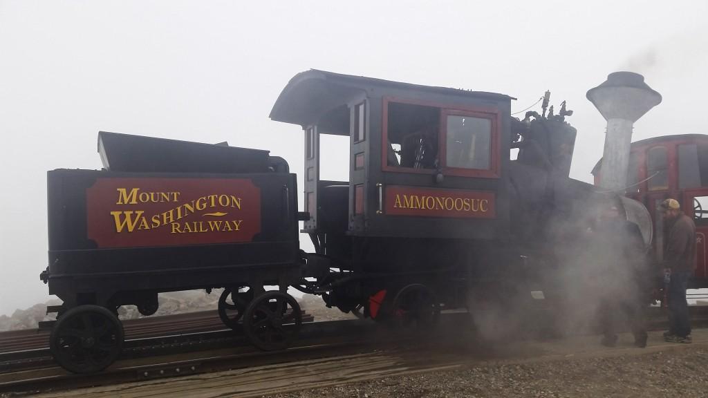 The train!!!