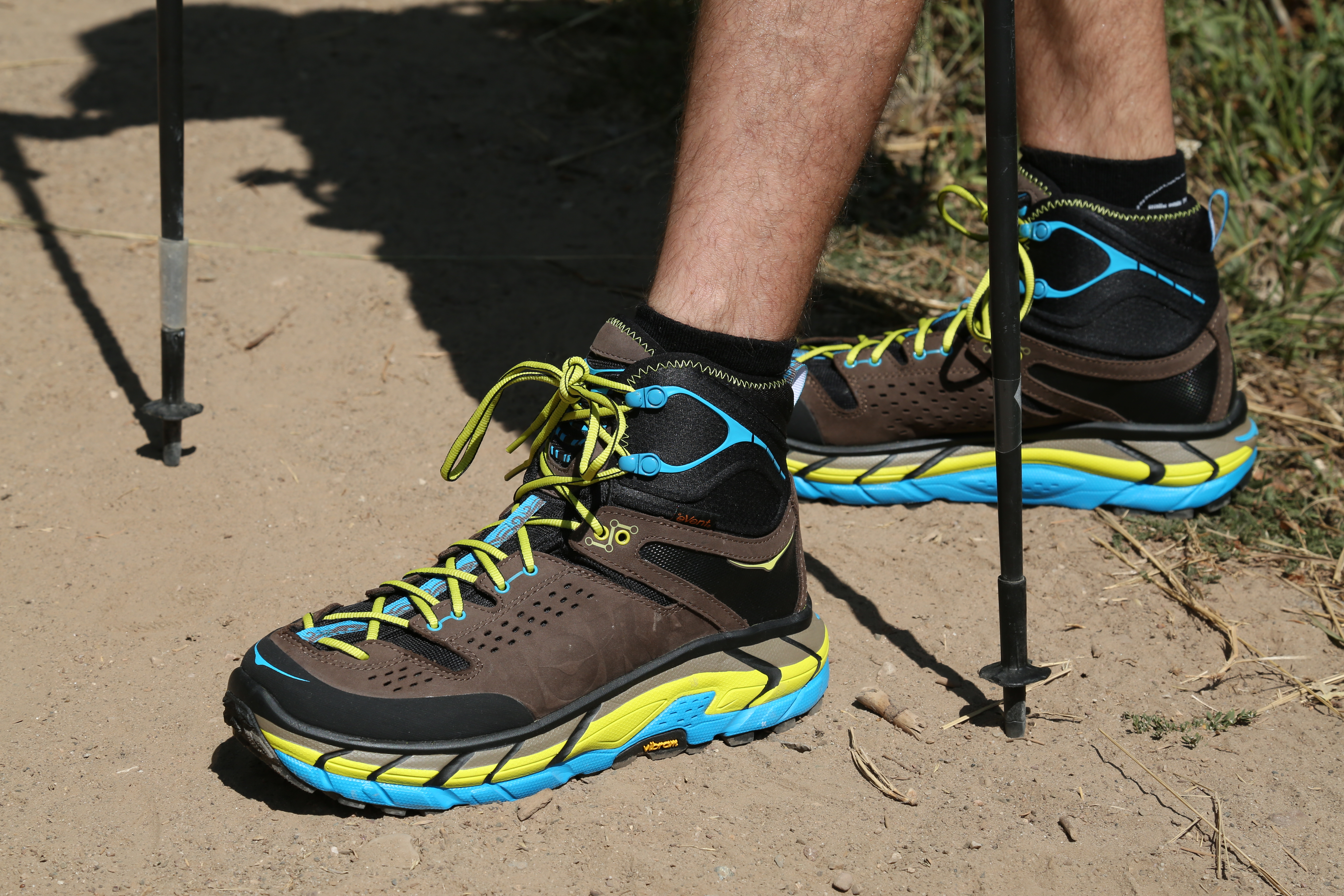 0ee806afc75 Gear Review: Hoka One One Speedgoat and Tor Ultra Hi