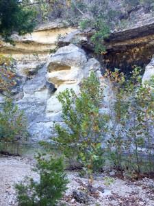 Monkey Rock Lost Maples TX