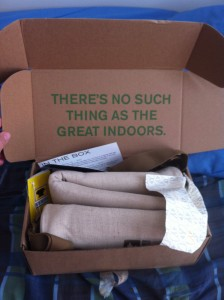 Even the box it comes in is wise!