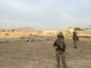 Out of the Wire in Afghanistan