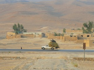 Local Travel In Afghanistan