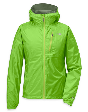 OR women's helium II jacket