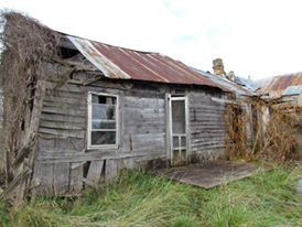 Aunt Sara's House