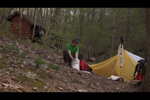 diapers on appalachian trail