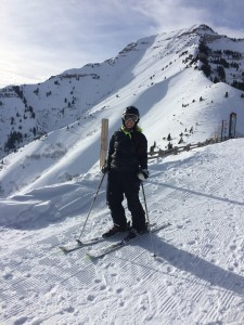 Skiing the Wasatch!