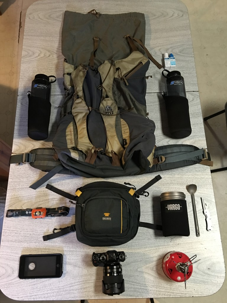 hiking viking backpack