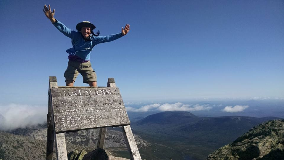 Katahdin in September