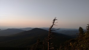 Summit of Killington. Feelings were had.