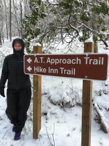 A.T. Approach Trail