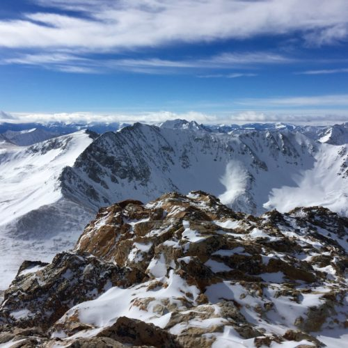 Mt. Missouri, Colorado Rocky Mountains, Grayson Cobb
