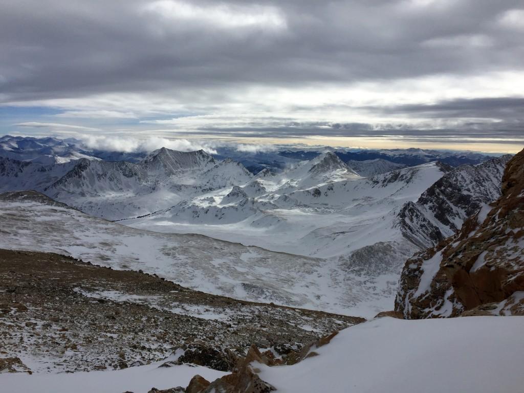 Mt. Belford, Oxford, Missouri, Colorado Rocky Mountains Mountaineering Grayson Cobb