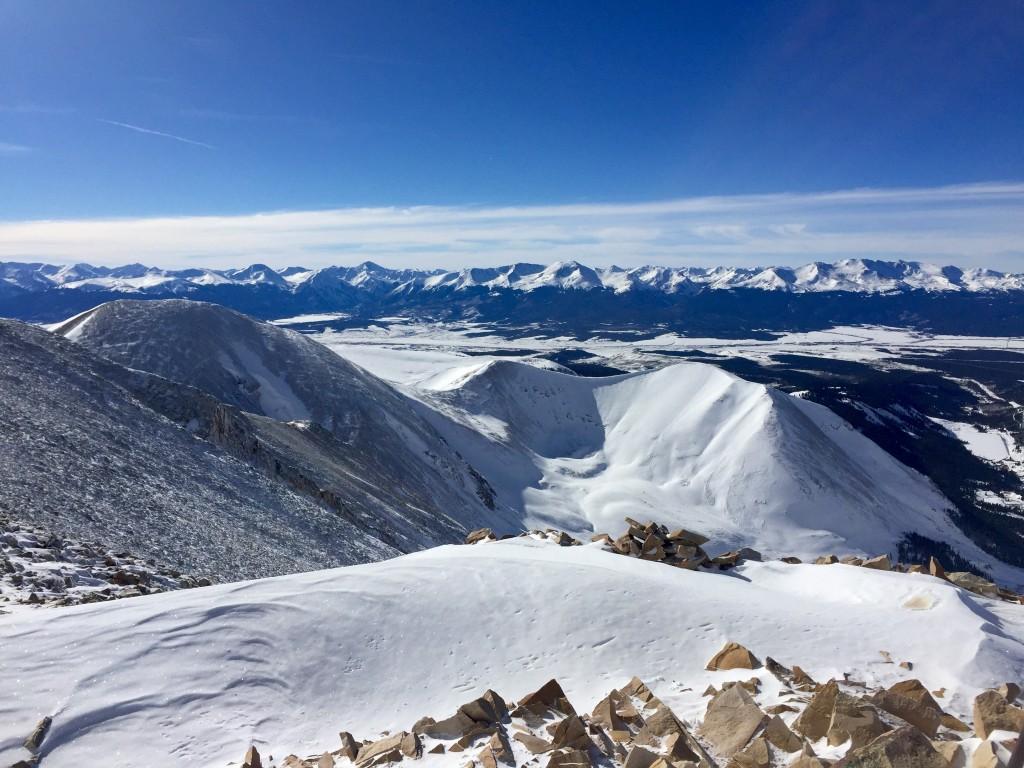 Mt. Sherman Leadville, Colorado Rocky Mountains