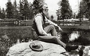 John Muir - sans bag of bread